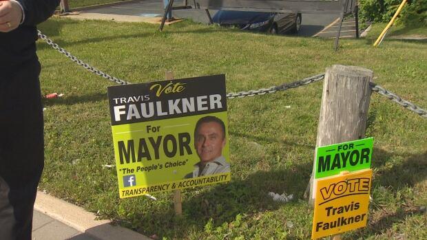 Faulkner sign