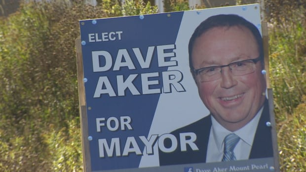 Aker sign