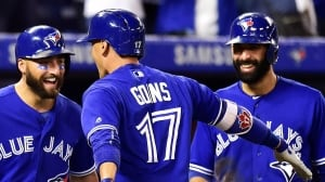 Goins foils Yankees post-season party with trick and a slam