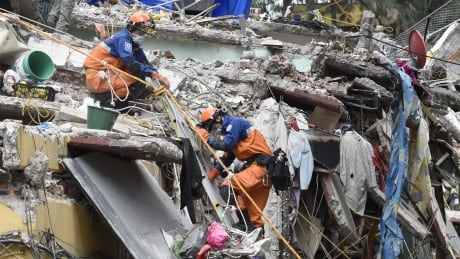Tempers fray as search for Mexico earthquake survivors winds down