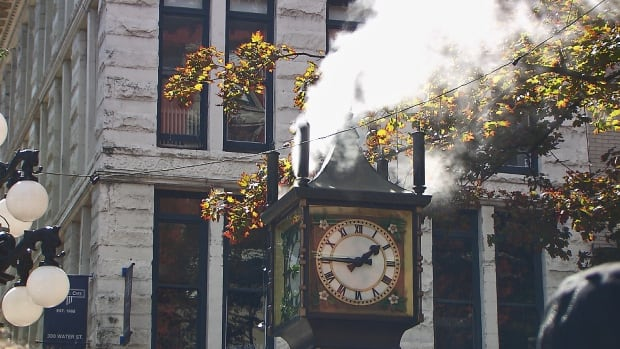 The Gastown steam clock has been a mainstay of the historic Vancouver neighbourhood since 1977.