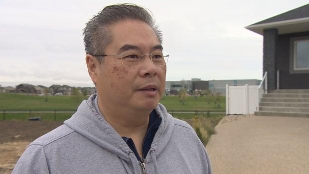 David Mah said he began hearing an annoying hum from a flour mill this past summer.