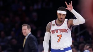 Knicks trade Carmelo Anthony to Thunder: report