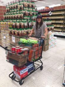 Victoria Casanova helps Mexico earthquake survivors