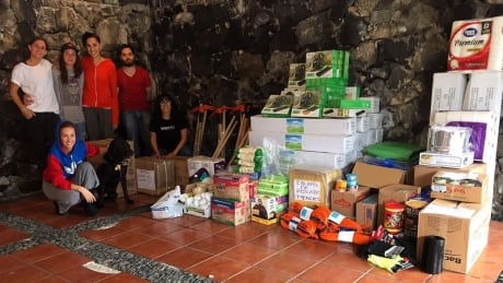 Ottawa woman vacationing in Mexico now helping earthquake survivors