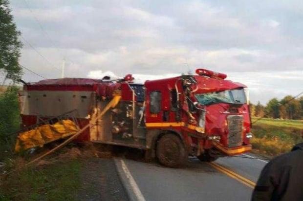 fire truck gore
