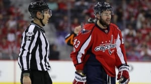 Capitals' Tom Wilson suspended for 2 pre-season games