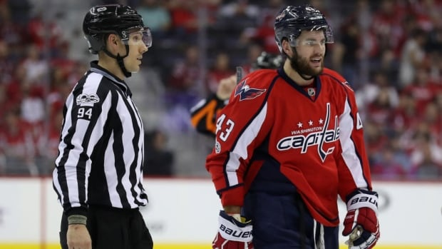 Washington Capitals forward Tom Wilson has been suspended for two pre-season games.