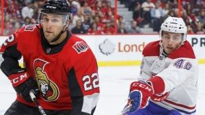 Senators down Canadiens for 3rd straight pre-season win