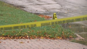 Evidence markers, Madrigal Close incident