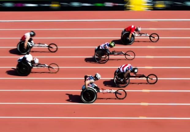 Invictus Games 2017 Athletics