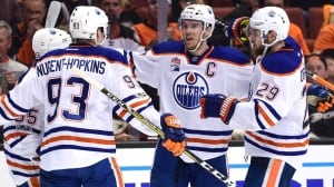 NHL preview: Edmonton Oilers are good, and everyone knows it now