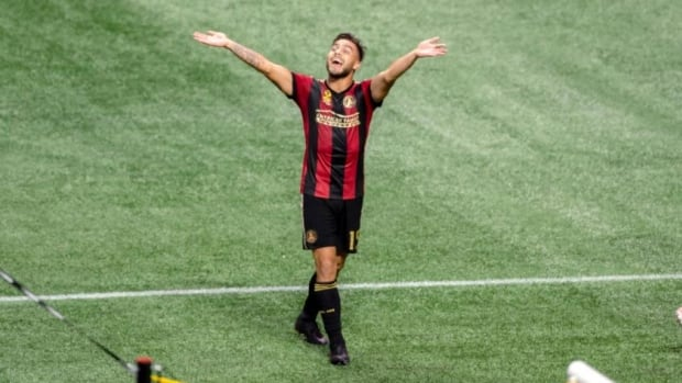 Hector Villalba scored the opening goal in Atlanta United's 2-0 victory over the Montreal Impact on Sunday afternoon.