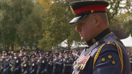 Alberta officers march for fallen men and women