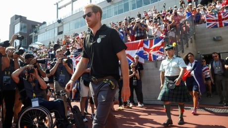 BRITAIN-ROYALS/INVICTUSGAMES