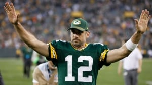Rodgers rallies Packers past Bengals to win 1st OT game