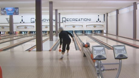 Grandview Lanes woman delivers