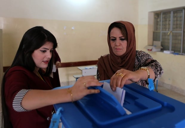 Iraq Kurdish referendum
