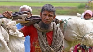 'The scale is just vast': Authorities, aid workers in Bangladesh overwhelmed by Rohingya refugees