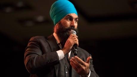 Jagmeet Singh leads in NDP leadership fundraising but momentum slowing