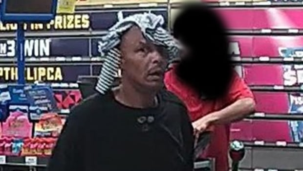 Windsor police are asking the public to identify a suspect involved in six overnight armed robberies.