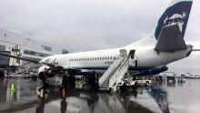 Alaska New Cargo Plane