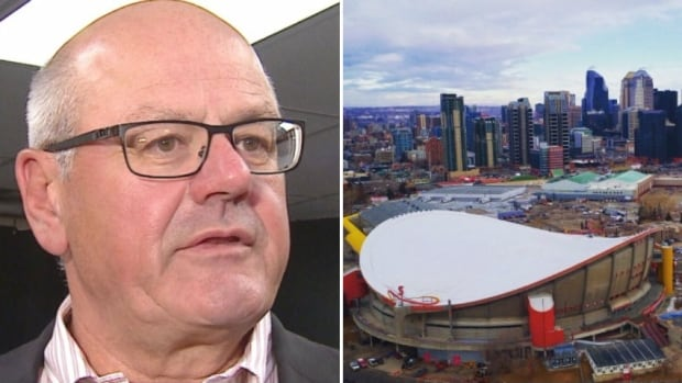 Calgary Flames president and CEO Ken King announced in mid-September that the team had dropped plans for a new arena to replace the Saddledome after reaching an impasse in negotiations with the city.