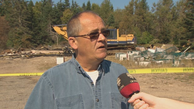 Stuart McKay, general manager of Pasturel International on Deer Island, says no jobs will be lost after a storage facility burned down on Friday.