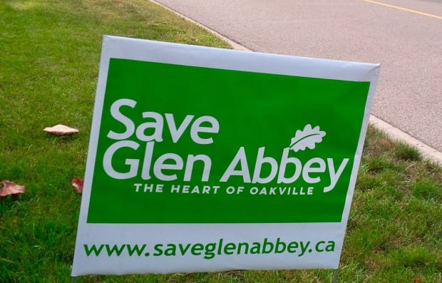 Save Glen Abbey campaign