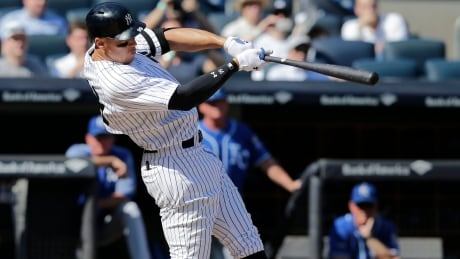 Aaron Judge makes history with 50th home run