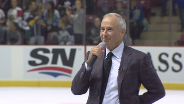 Ron MacLean, host of Hockey Night in Canada, says he loves events that celebrate hockey community at a grassroots level.