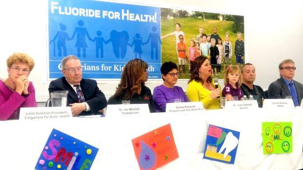 Fluoride meeting Calgary