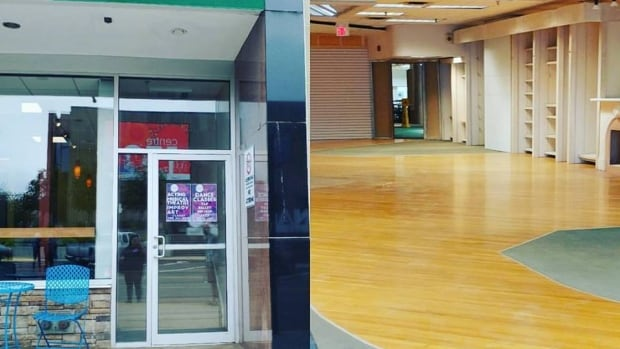 Spotlight School of Arts new location in Charlottetown is downtown in the Confederation  Court Mall.