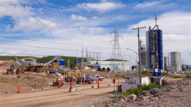 Montreal Cement Plants : Mcinnis cement plant to create jobs in gaspé region but