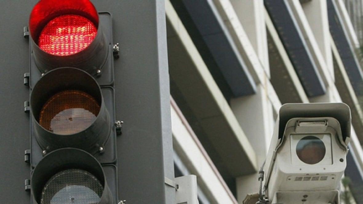 Red Light Camera Kitchener