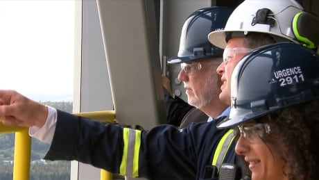 McInnis cement plant to create jobs in Gaspé region, but Quebec's greenhouse gas emissions to rise by 6%