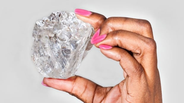 'World's most valuable rough diamond' sold by Vancouver-based producer