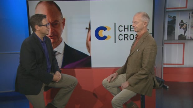 Ches Crosbie sits down with Here and Now's Anthony Germain to discuss his future in politics.
