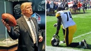 'Bigger than football': NFL, long a conservative league, dodged activism. Then came Trump