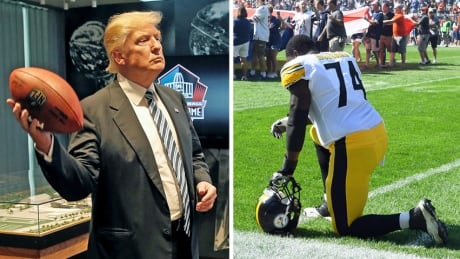 'Bigger than football': Why the NFL took a knee