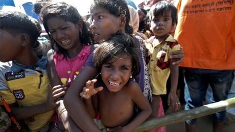 Myanmar accused of crimes against humanity