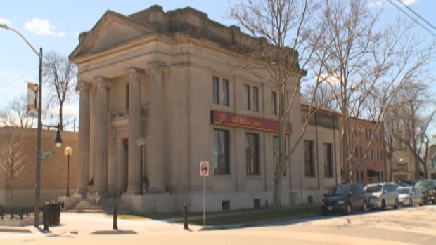 Restaurateur Vito Maggio has purchased the former CIBC bank building in Walkerville, a structure that has towered over the area since the 1890's.