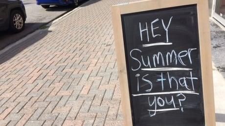 It's been a hot autumn so far, but is it an 'Indian summer?'