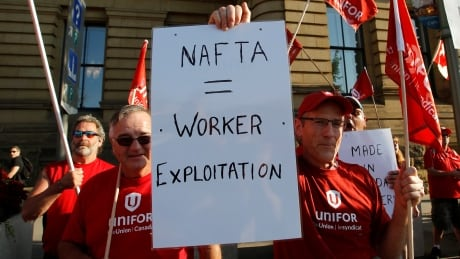 Canada pushes inclusion of strong, progressive labour standards in NAFTA