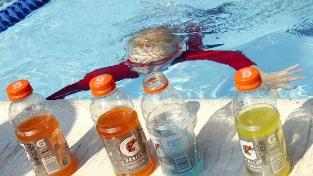 Children and sports drinks