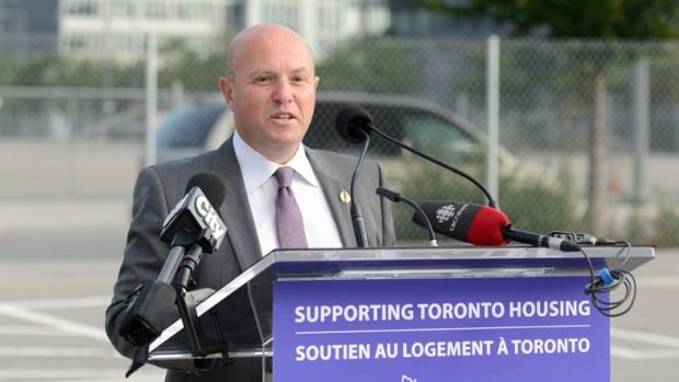 Housing Minister Peter Milczyn defended provincial measures to cap rent in the province, arguing that they are making the market more fair for Ontario residents.