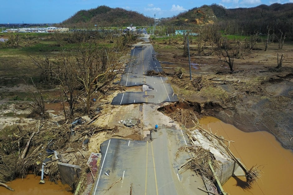 Puerto-Rico-road-broken
