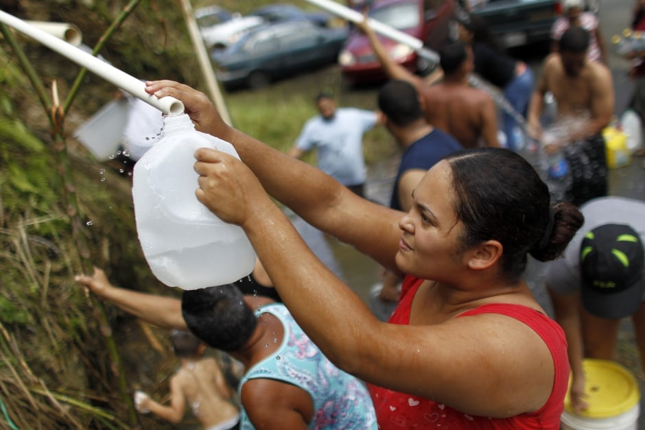Puerto-Rico-water-supply