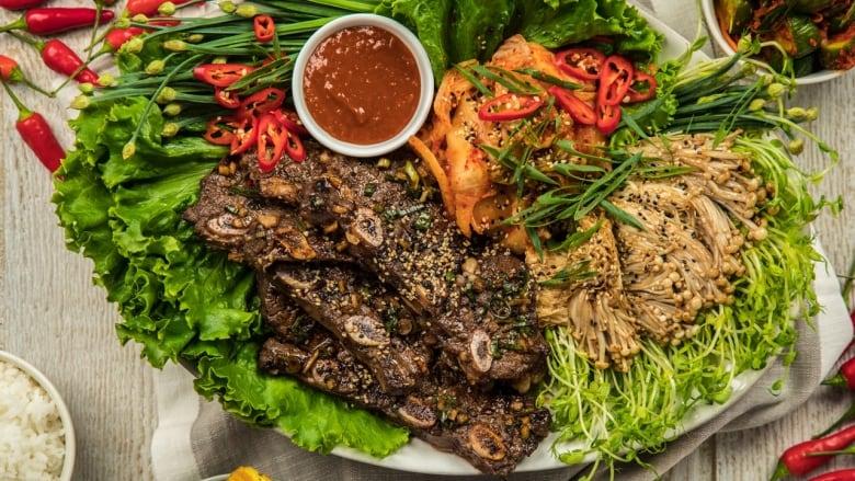 Recipe Jean Yoon S Kalbi Beef Short Ribs Cbc Life