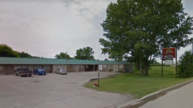 Sask. RCMP say the bodies of two men were found inside a Moosomin motel room on Monday afternoon.